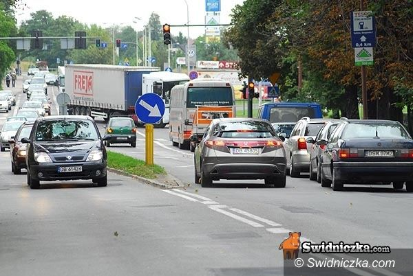Świdnica: Zmiany w ruchu w Świdnicy przed 1 listopada