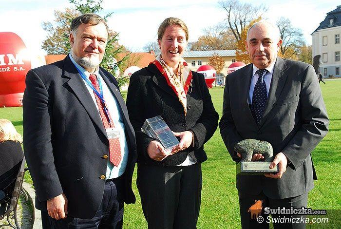 Krzyżowa: Nagrody gospodarcze wręczone w Krzyżowej