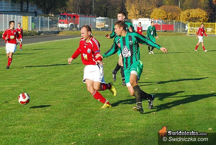 Świdnica: Najważniejsze są 3 punkty, Polonia/Sparta znów wygrywa