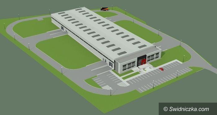Świdnica: Park przemysłowy na Towarowej