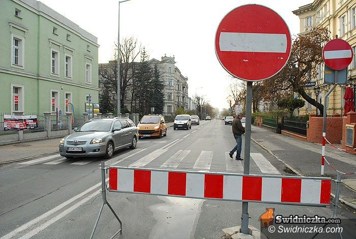 Świdnica: Omijajmy Daleką i Ofiar Oświęcimskich