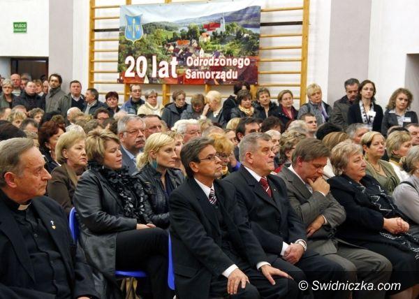 Roztoka: Niepodległościowo w gminie Dobromierz