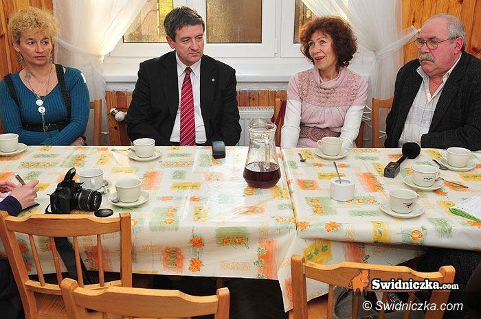 Świdnica: Wojciech Murdzek: Poparcie tak, ale bez targów