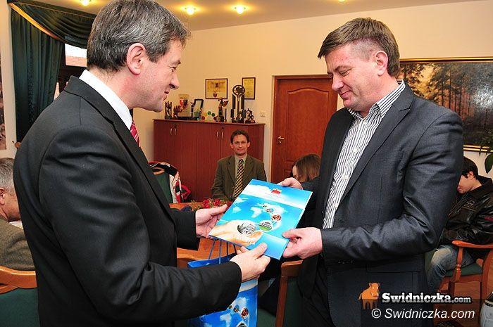 Świdnica: Wyróżnienie dla Kamila Komidaja
