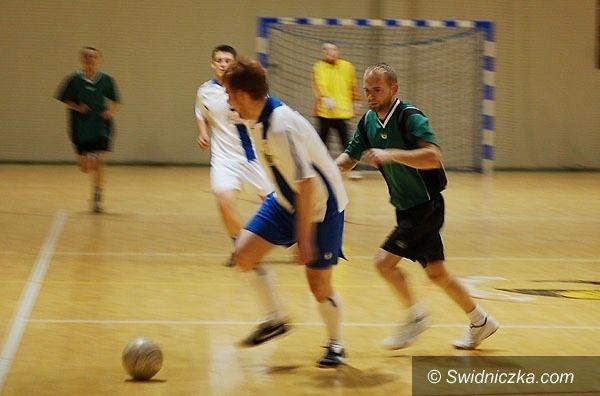 Żarów: Rusza żarowska liga piłki halowej