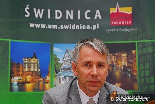 Świdnica: Pat prezydenta–radnego