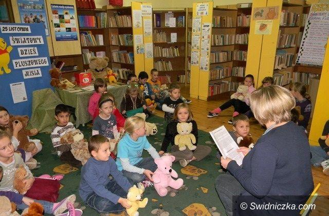 Dobromierz: Dzieci i ich ukochane zabawki – dzień pluszowego misia