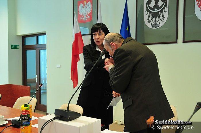 Świdnica: Sesja bez prezydenta, za to z przewodniczącą i wiceprzewodniczącym