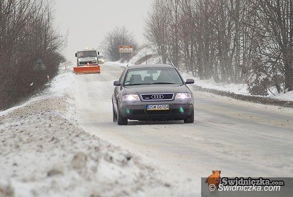Świdnica: Akcja zima w mieście trwa