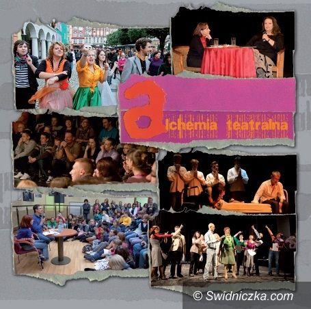 Świdnica: Magiczny, alchemiczny, świat teatru na DVD