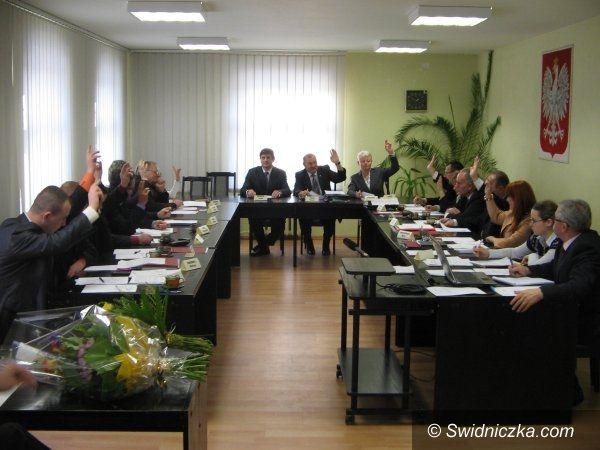 powiat świdnicki: Sesyjnie