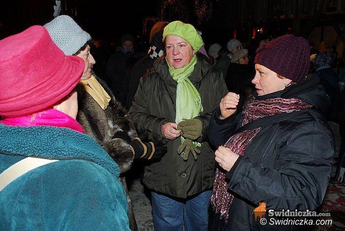 Świdnica: Wspólny opłatek mieszkańców