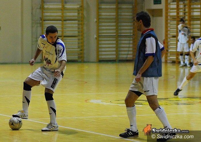 Świdnica: Zmiana lidera w Świdnickiej Lidze Futsalu