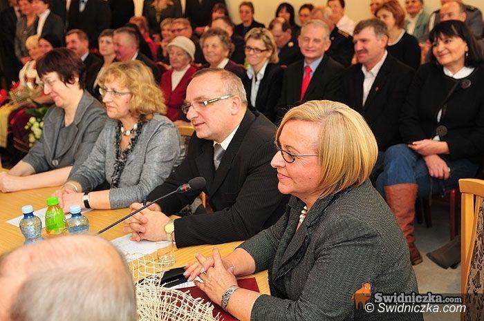 gmina Świdnica: Gmina bierze kredyt