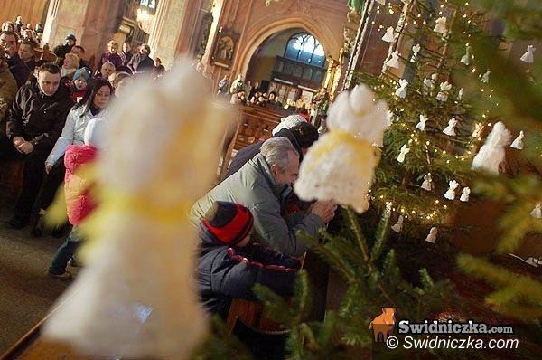 Świdnica: W katedrze już tylko pasterka, kuria nie pracuje, a jak w święta?