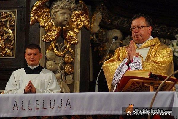 Świdnica: W kościołach dziś o życiu rodzinnym i o wsparciu świdniczan dla seminarium