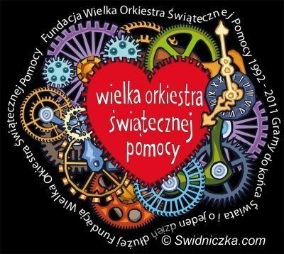 Świebodzice: Indiańskie tańce na świebodzickim finale WOŚP