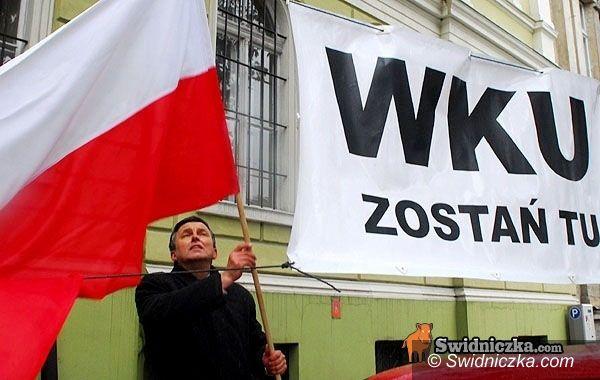 Świdnica/Kłodzko: WKU nie zostanie tu