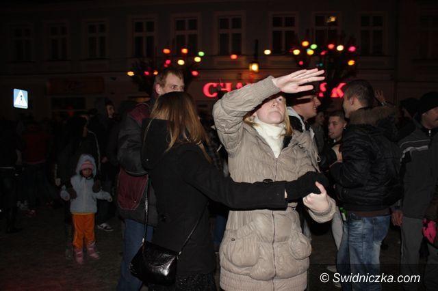 Świebodzice: Sylwestrowa zabawa na świebodzickim Rynku