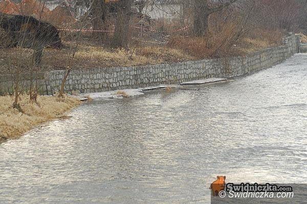 region: Hydrolodzy ostrzegają: na rzekach stany ostrzegawcze mogą zostać przekroczone