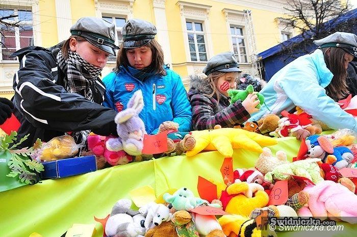 Świdnica: Harcerze ostatecznie podsumowali rekordowy finał świdnickiego WOŚP