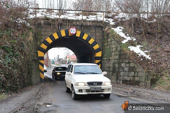 Świdnica: Rewolucja w ruchu miejskim, ciężarówki nad Zalewem