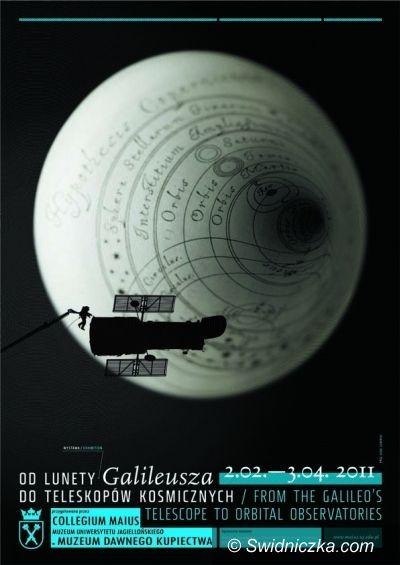 Świdnica: Od lunety Galileusza do teleskopów kosmicznych – interaktywnie