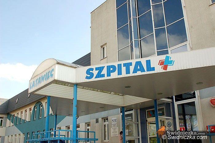 Świdnica: Świńska grypa w Latawcu – pacjent w stanie ciężkim
