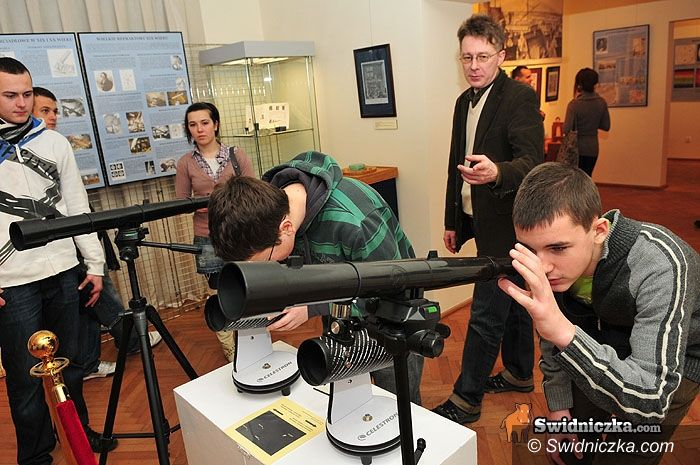 Świdnica: Co naprawdę zaobserwował Galileusz, czyli niezwykła interaktywna wystawa w muzeum