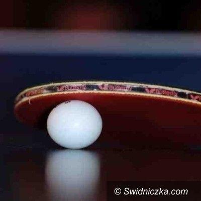 II-liga tenisa stołowego: Cenna wyjazdowa wygrana świdniczan
