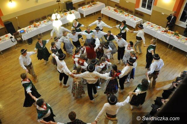 Mokrzeszów: Góralskie otwarcie mokrzeszowskiej świetlicy