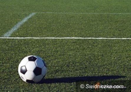 powiat świdnicki: Kolejne mecze sparingowe – nie grzeszyli skutecznością
