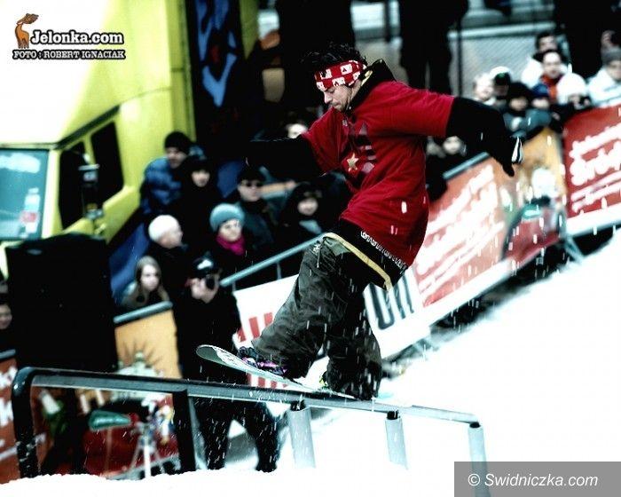 Świdnica: Zbliżają się II Streetowe Zawody Snowboardowe