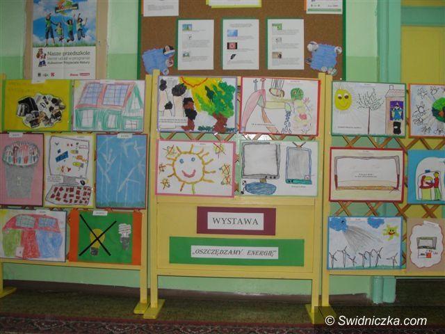 Strzegom: Strzegomskie przedszkolaki są przyjaciółmi natury