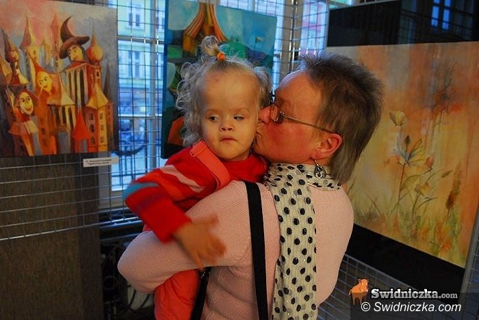 Świdnica: Pomóż dziecku – kup dzieło sztuki