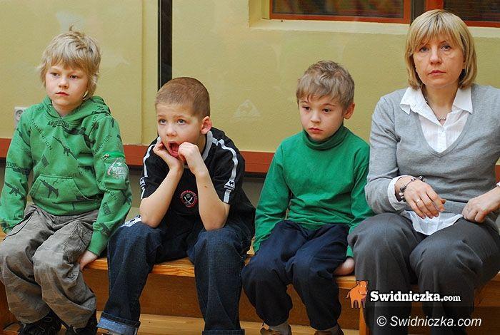Świdnica: Linea uczy młodych świdniczan