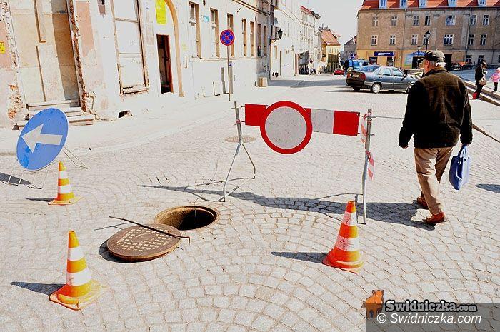 Świdnica: Długa już przejezdna