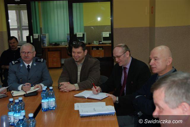 powiat świdnicki: Powiat gotowy na kryzys