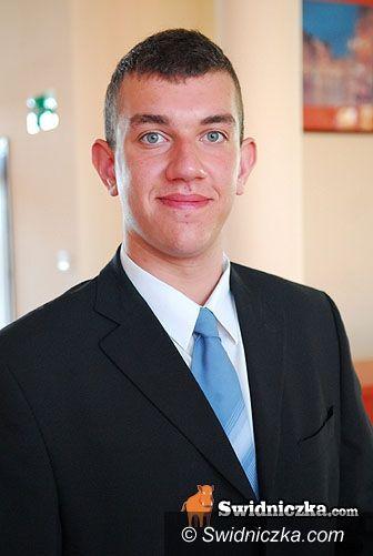Świdnica: Nowy prezes Młodzieżowej Rady Ziemi Świdnickiej