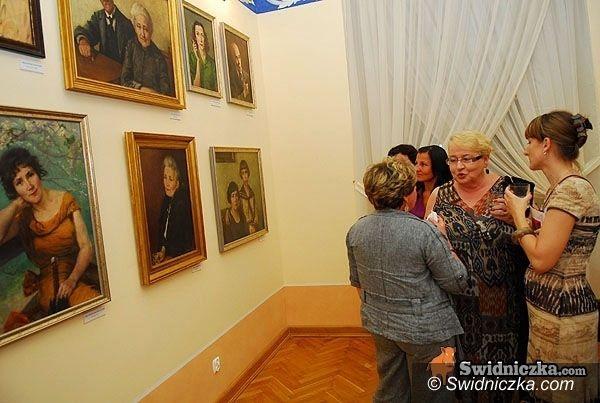 Świdnica: Pejzaże w Muzeum Dawnego Kupiectwa