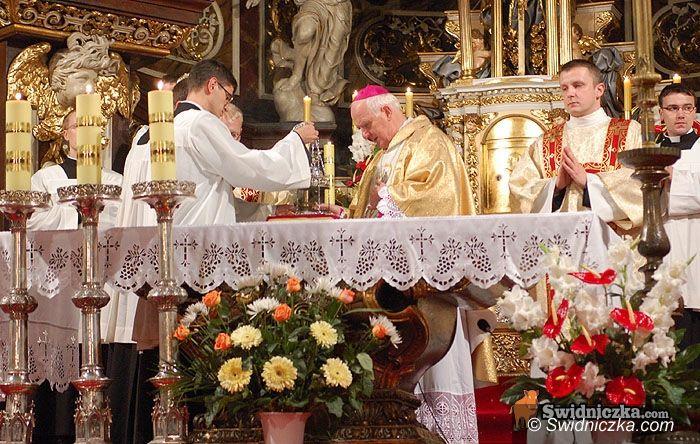 Świdnica: W służbie Bogu – kapłani świętują