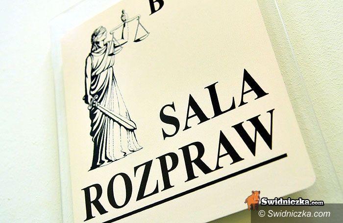 Świdnica: Napadł na sklep z atrapą broni – teraz stanie przed sądem