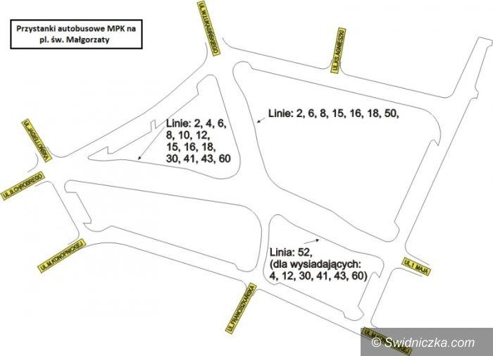 Świdnica: Dzień przed Kongresem Regionów – wraca ruch na plac św. Małgorzaty