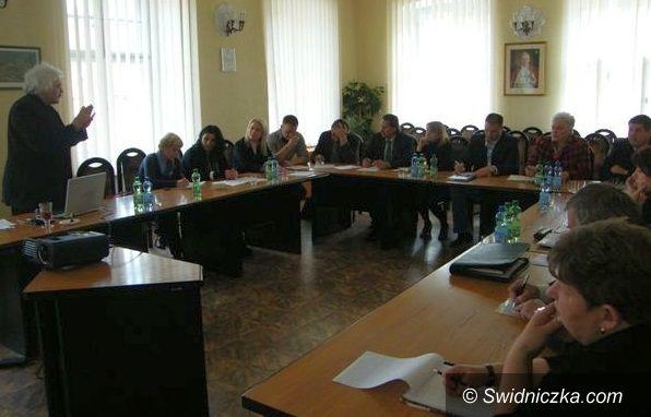 Świebodzice: Strategia dla Świebodzic – lata 2011–2020 wstępnie zaplanowane