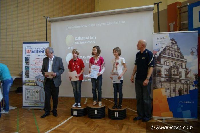 Legnica: 25 medali Rekina podczas I Pucharu Prezesa DOZP
