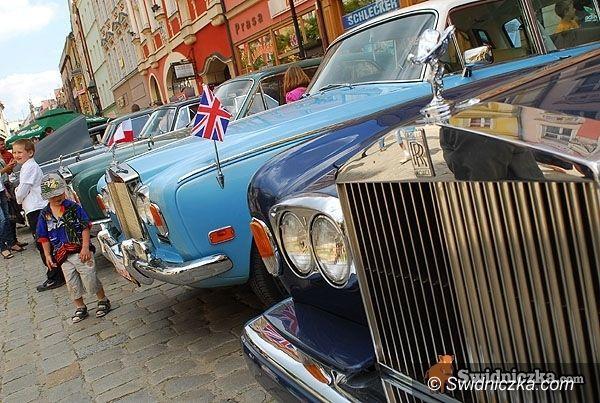 Świdnica/Dolny Śląsk: Zlot pięknych aut marek Rolls–Royce i Bentley ominie Świdnicę