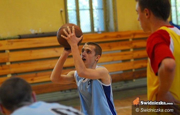 Świdnica: Kolejne serie spotkań w koszykarskiej lidze juniorów
