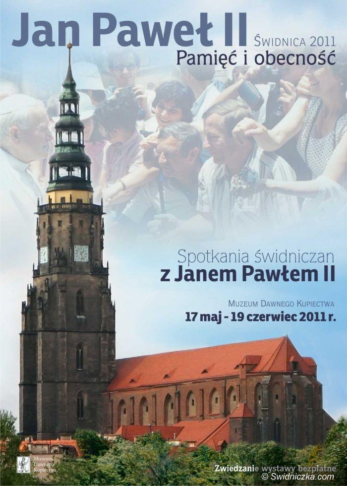 Świdnica: Oni spotkali Jana Pawła II – wspomnienia świdniczan