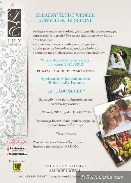 Świdnica: Pod naszym patronatem: Idealny ślub i wesele