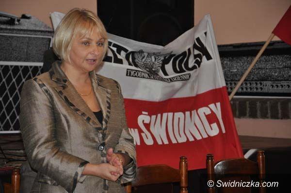 Świdnica: Jeszcze nie jesteśmy w kampanii wyborczej –posłowie Prawa i Sprawiedliwości odwiedzają Świdnicę